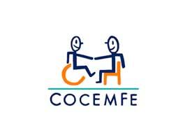 Logo de COCEMFE. Confederación Española de Personas con Discapacidad Física y Orgánica.